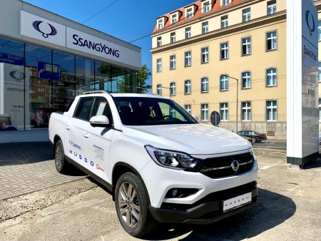 SsangYong Musso, 2019