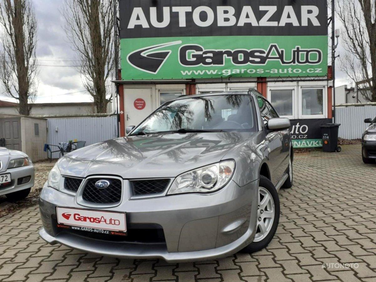 Subaru Impreza, 2006 - celkový pohled