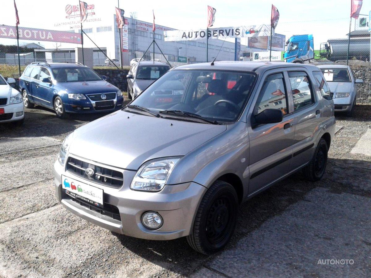 Subaru Justy, 0 - celkový pohled