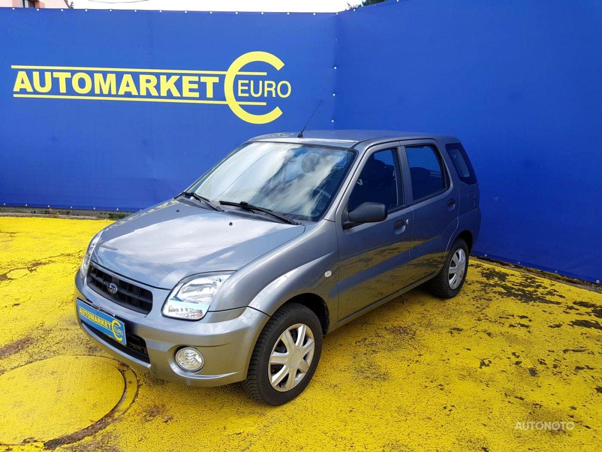 Subaru Justy, 2007 - celkový pohled