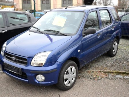 Subaru Justy, 2003