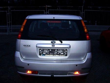 Subaru Justy, 2005