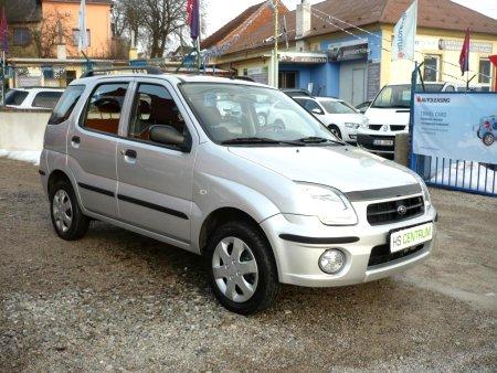Subaru Justy, 2006