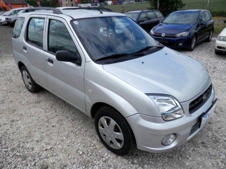 Subaru Justy, 2008