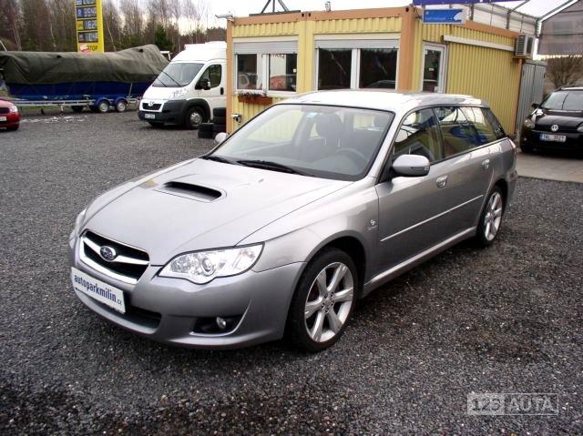 Subaru Legacy, 2009 - celkový pohled