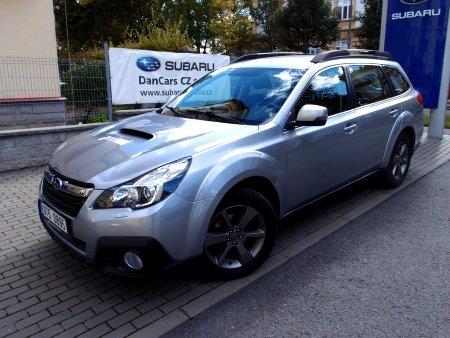 Subaru Outback, 2014