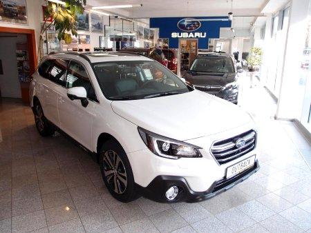 Subaru Outback, 2018