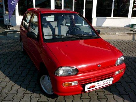 Subaru Vivio, 1993