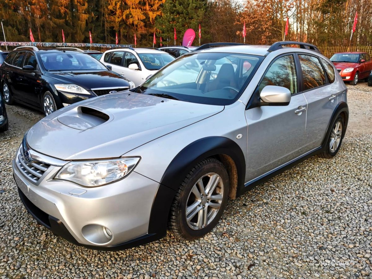 Subaru XV, 2010 - celkový pohled