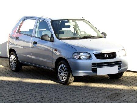 Suzuki Alto, 2004