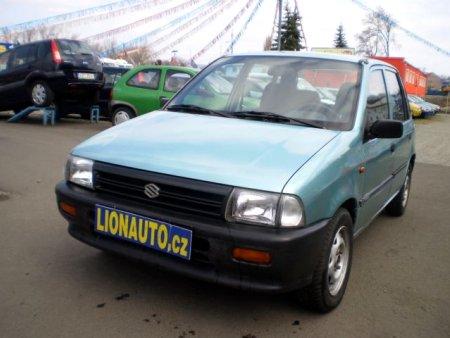 Suzuki Alto, 1997