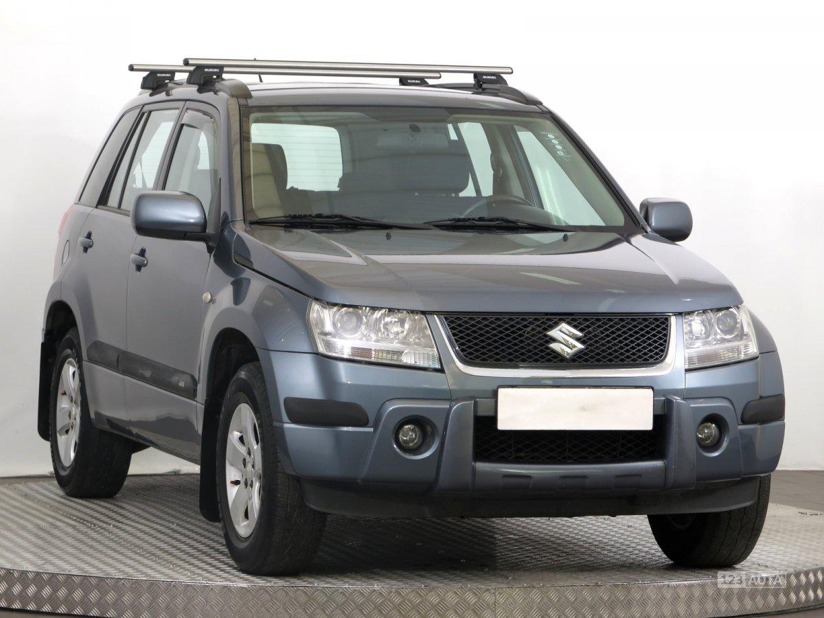 Suzuki Grand Vitara, 2006 - celkový pohled
