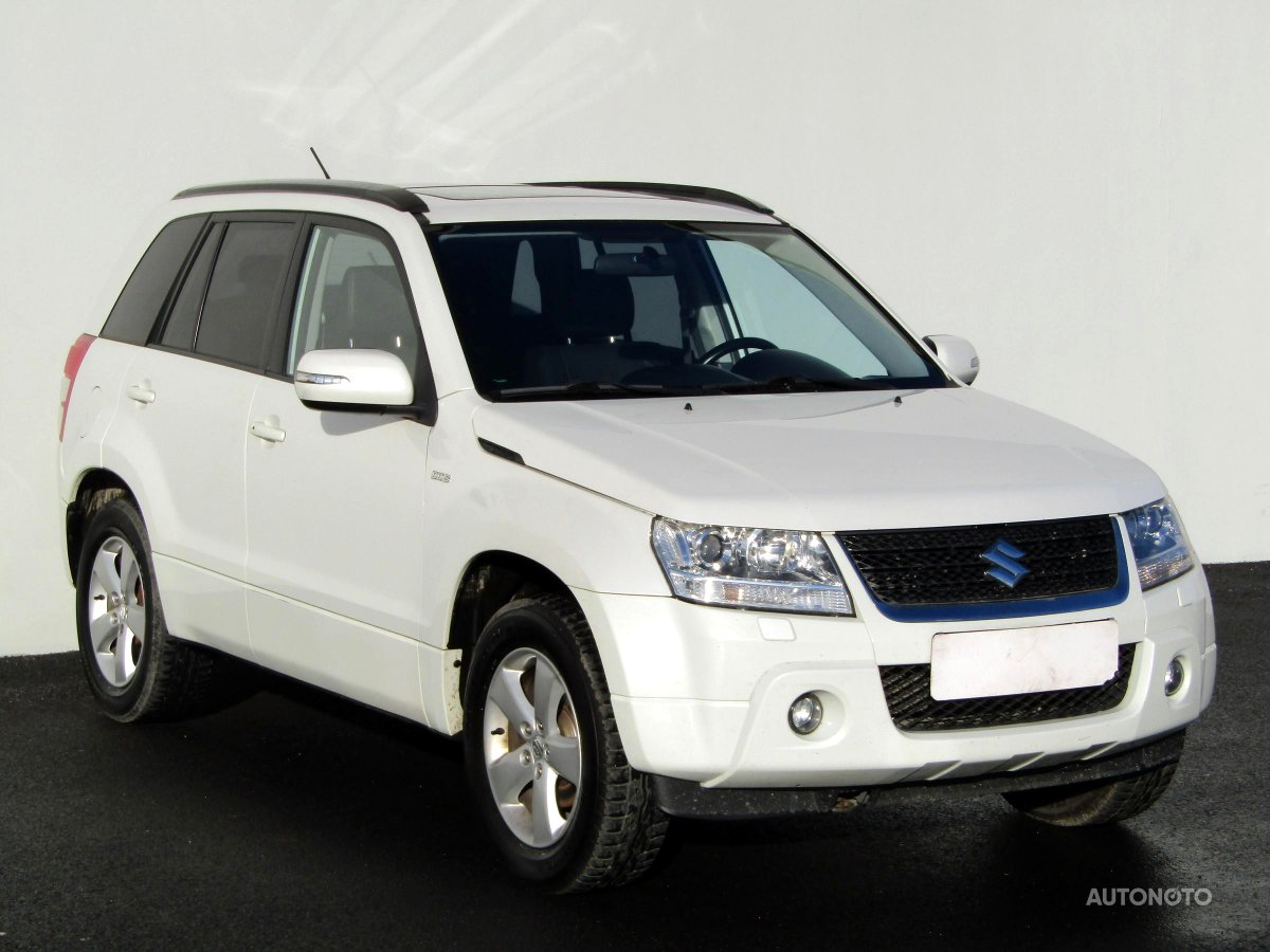 Suzuki Grand Vitara, 2009 - celkový pohled