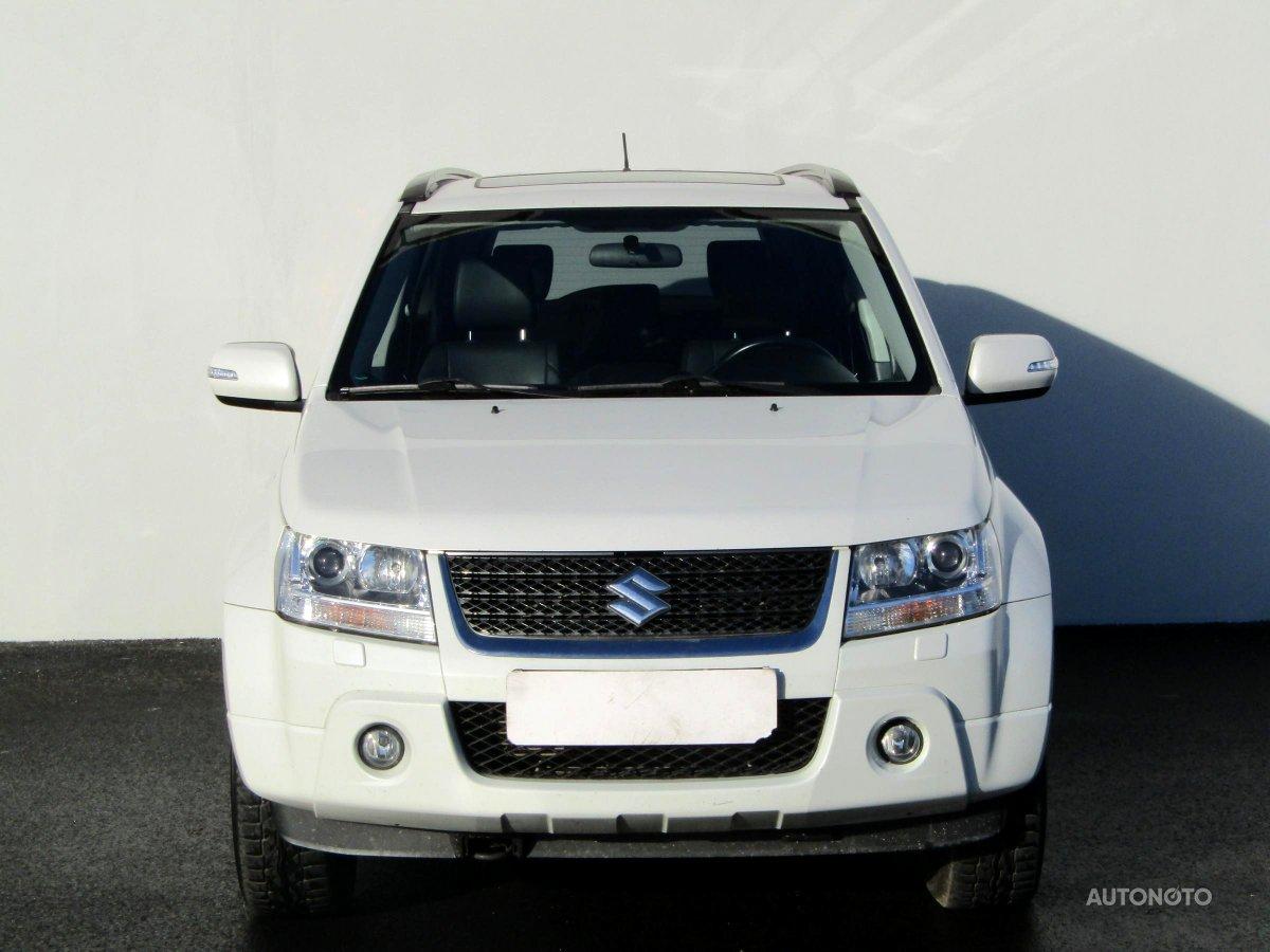 Suzuki Grand Vitara, 2009 - pohled č. 2