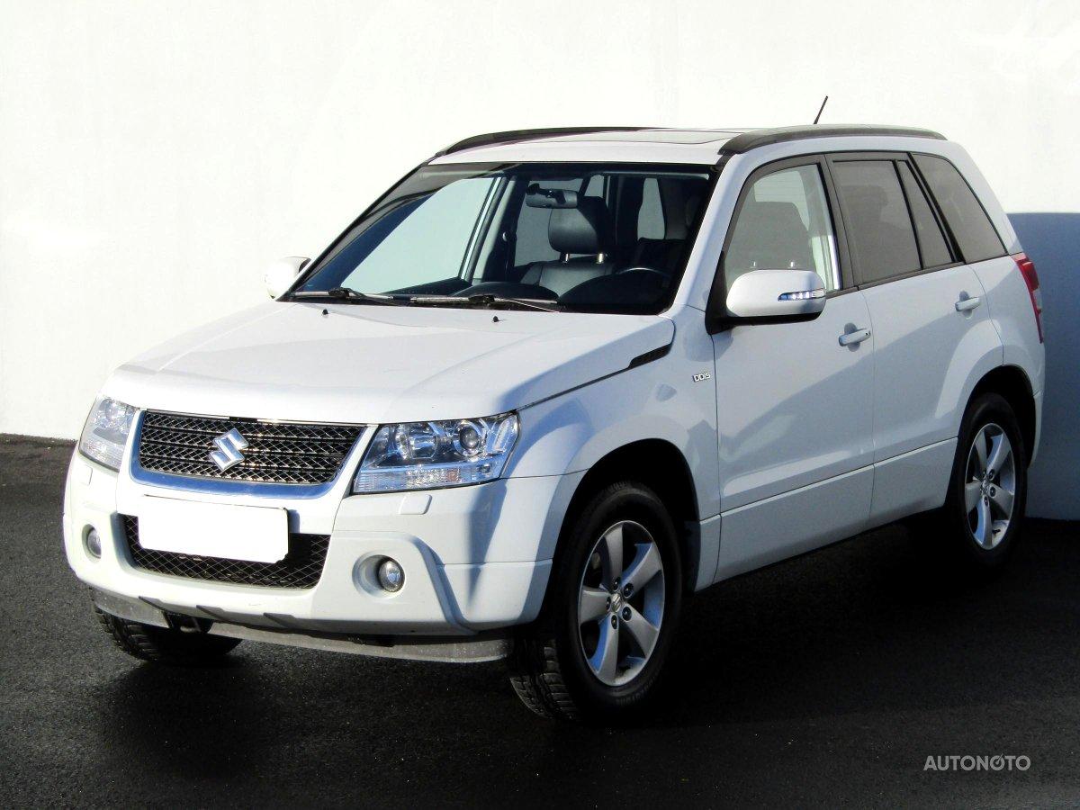 Suzuki Grand Vitara, 2009 - pohled č. 3
