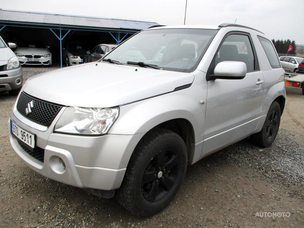 Suzuki Grand Vitara, 2007 - celkový pohled