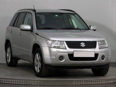 Suzuki Grand Vitara 1.9 DDiS,2010, 4X4,ČR,2.maj,Serv.kniha
