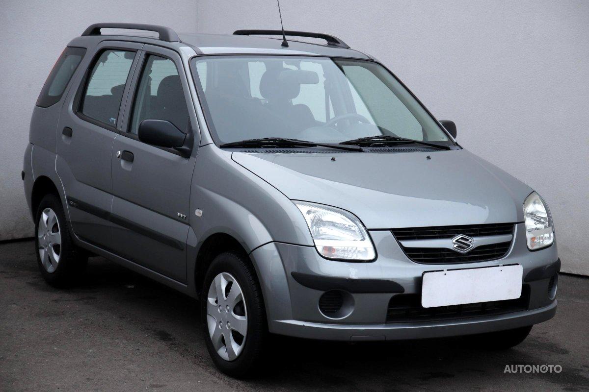 Suzuki Ignis, 2006 - celkový pohled