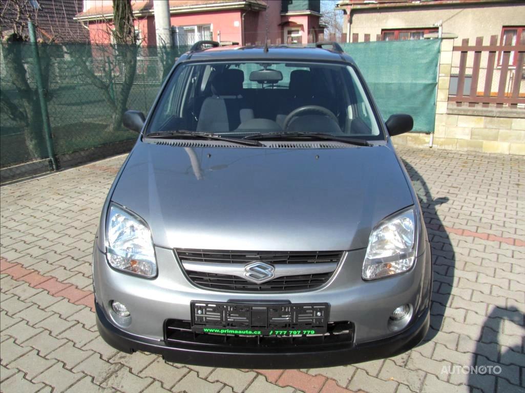 Suzuki Ignis, 2005 - celkový pohled