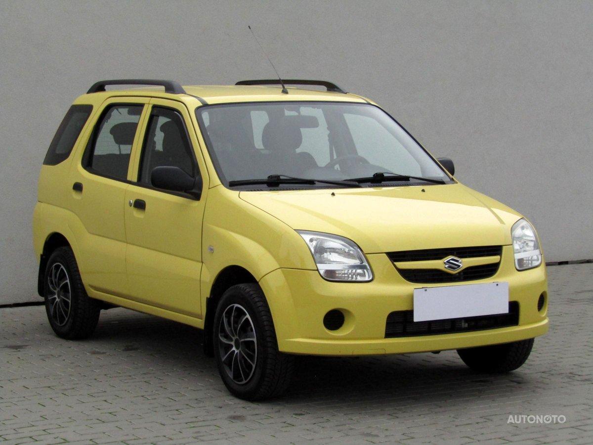 Suzuki Ignis, 2004 - celkový pohled
