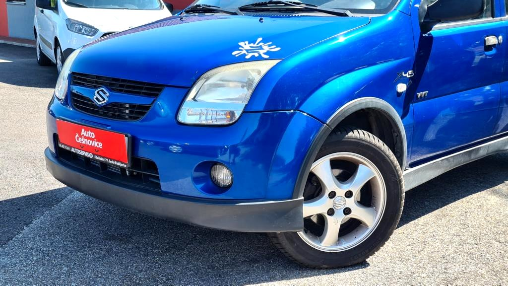 Suzuki Ignis, 2008 - celkový pohled