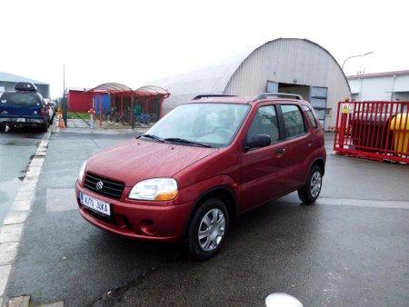 Suzuki Ignis, 2003