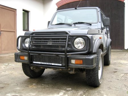 Suzuki Samurai, 1996