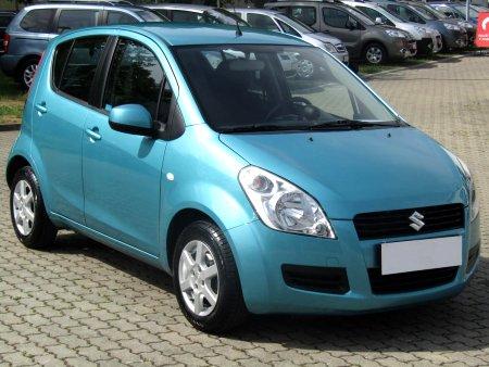 Suzuki Splash, 2010
