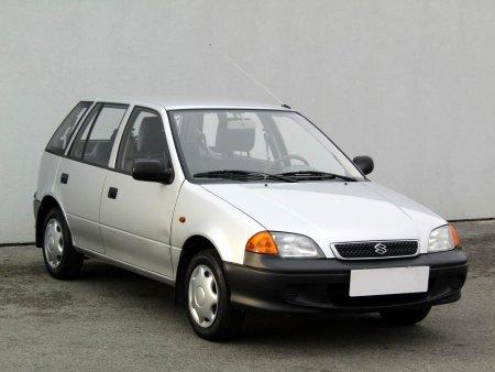 Suzuki Swift, 2003