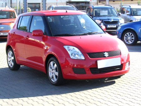 Suzuki Swift, 2008