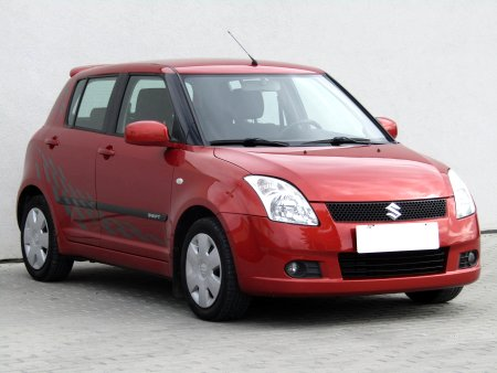 Suzuki Swift, 2006