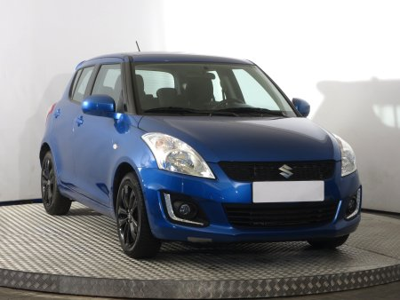 Suzuki Swift, 2016