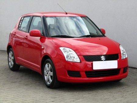 Suzuki Swift, 2008