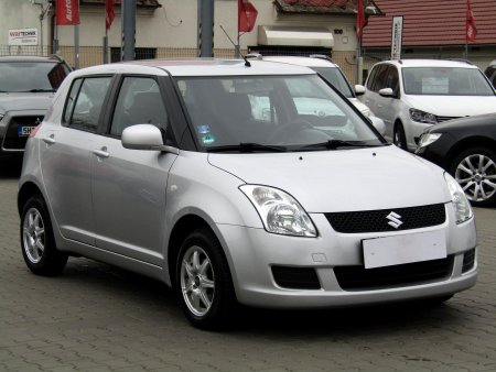 Suzuki Swift, 2010