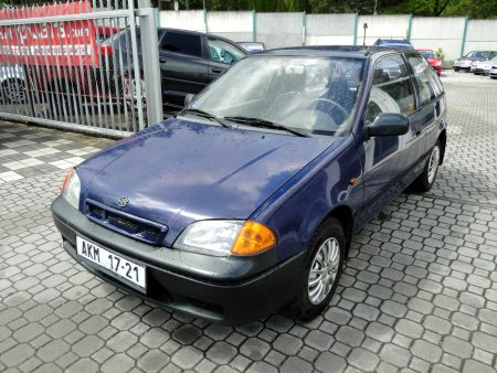 Suzuki Swift, 1999