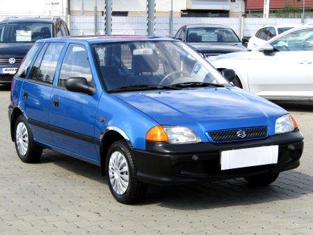 Suzuki Swift, 2002