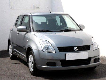 Suzuki Swift, 2007