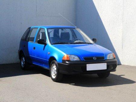 Suzuki Swift, 2001
