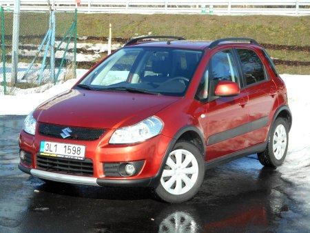 Suzuki SX4, 2008