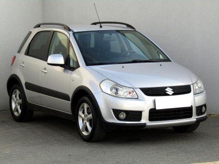 Suzuki SX4, 2006