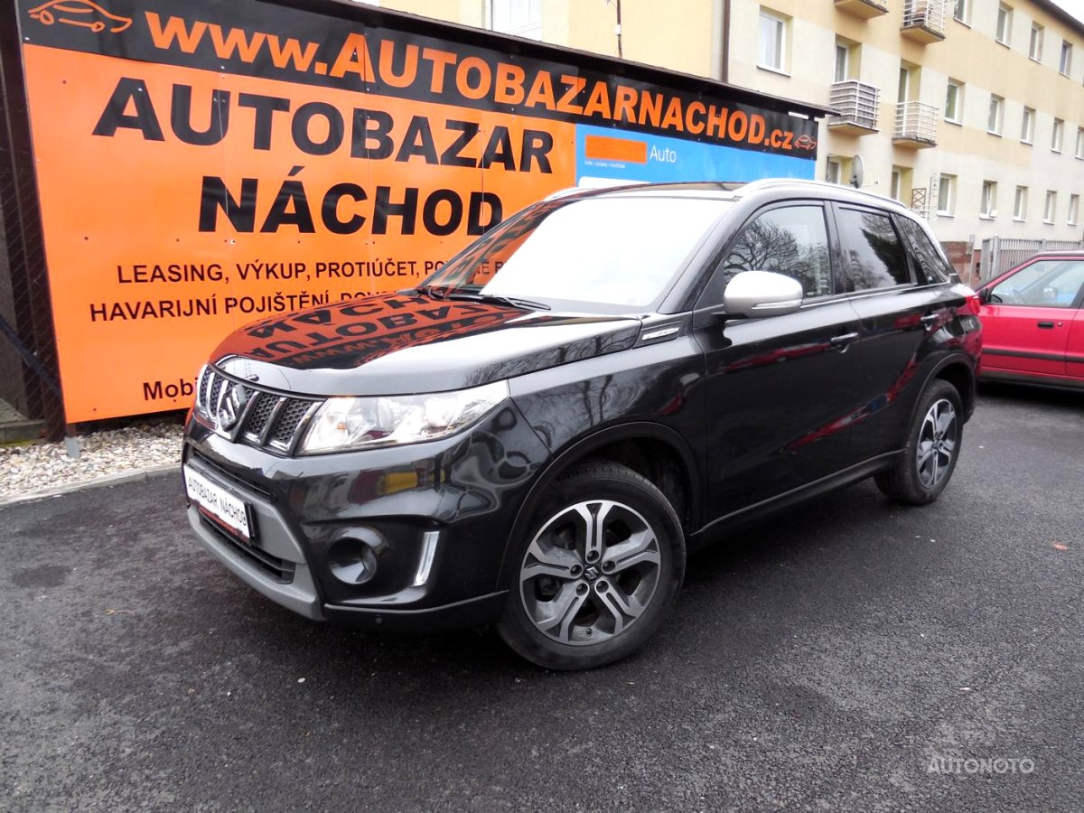 Suzuki Vitara, 2018 - celkový pohled