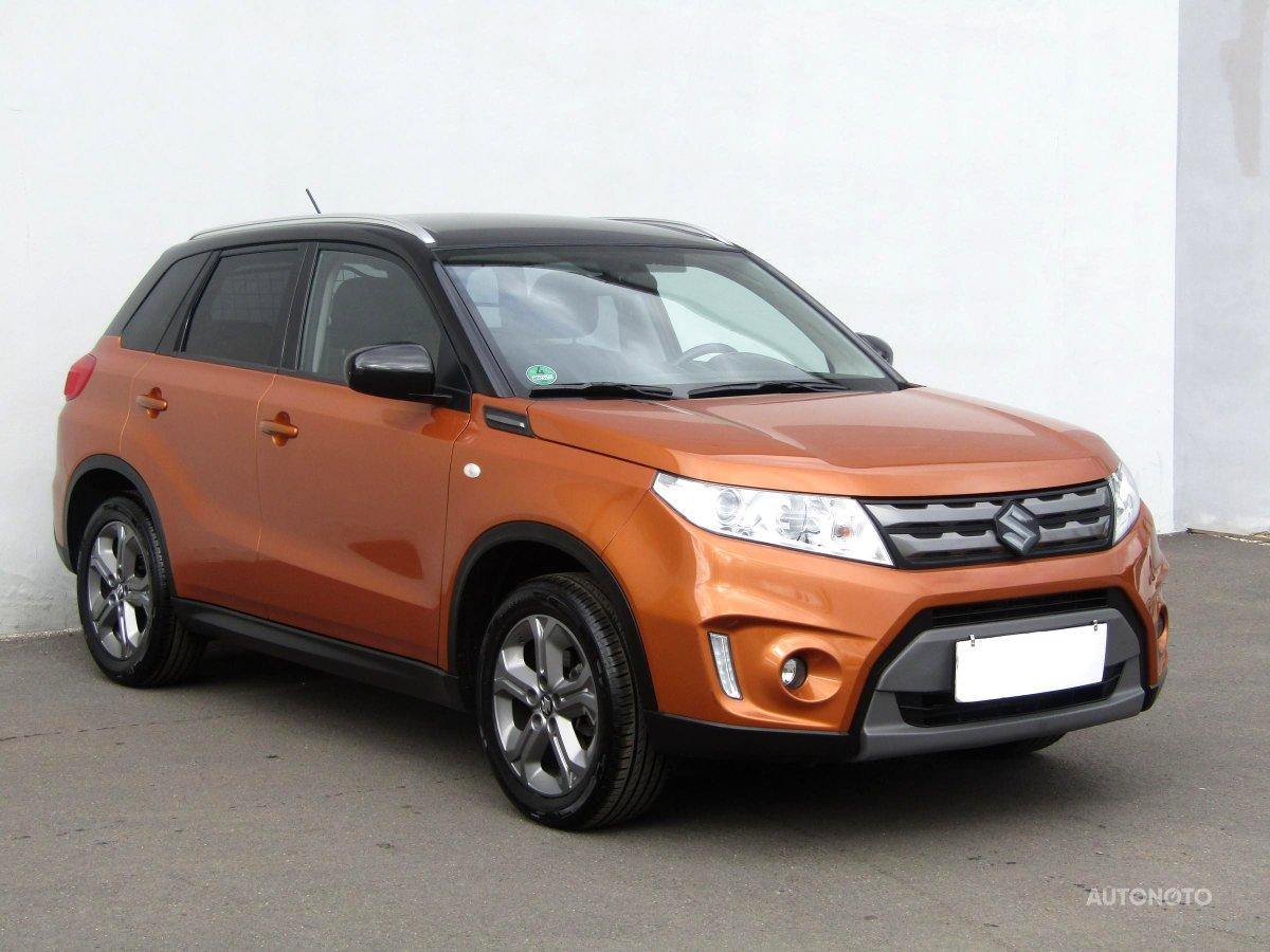Suzuki Vitara, 2015 - celkový pohled