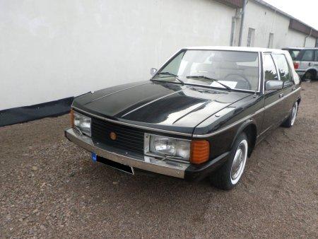 Tatra T613, 1981