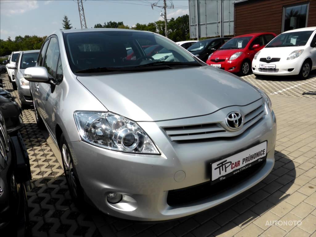 Toyota Auris, 2010 - celkový pohled