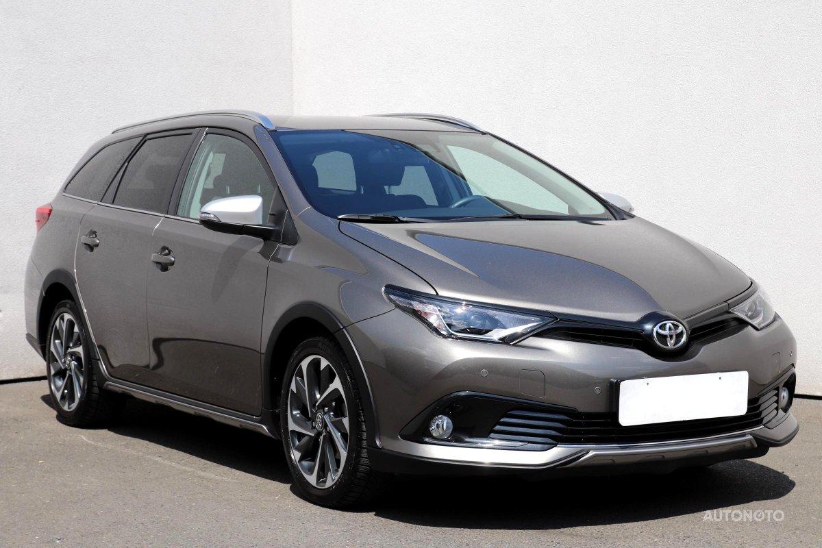 Toyota Auris, 2018 - celkový pohled