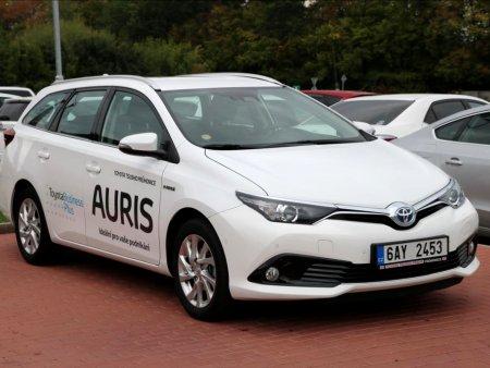 Toyota Auris, 2018