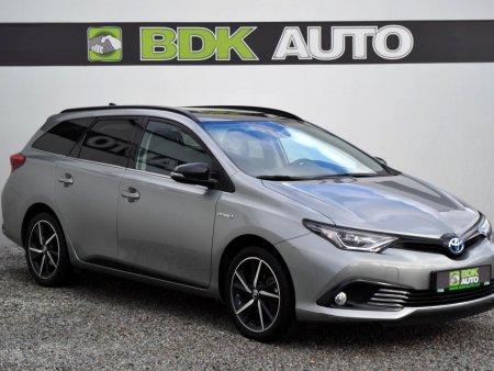 Toyota Auris, 2017