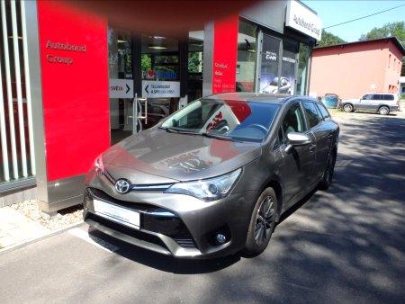 Toyota Avensis, 0