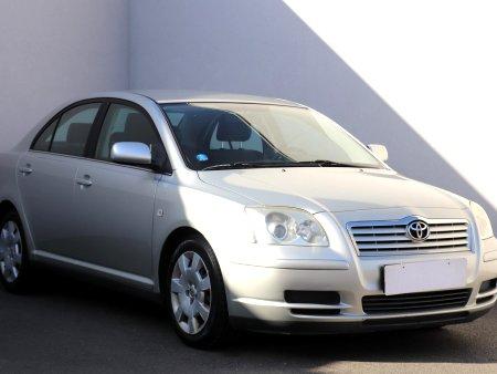 Toyota Avensis, 2005