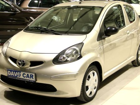 Toyota Aygo, 2008